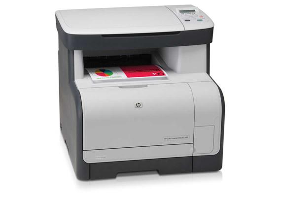 LaserJet Color CM1312MFP Drucker/Scanner/Kopierer 128MB RAM, 12 S.p.M. D/F