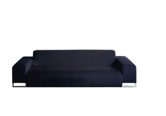 Sofa Eins - Blau