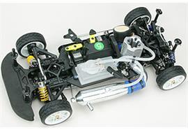 Auto Grundbausatz WP HYPER GPX4 4WE RTR m.RC,Motor,Zubehör
