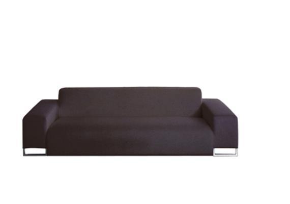 Sofa Eins - Braun