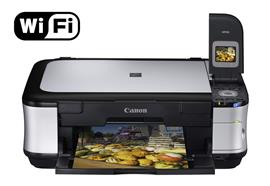 Canon Pixma MP560 Multifunktionsgerät, Wireless, 5 Einzelpatronen
