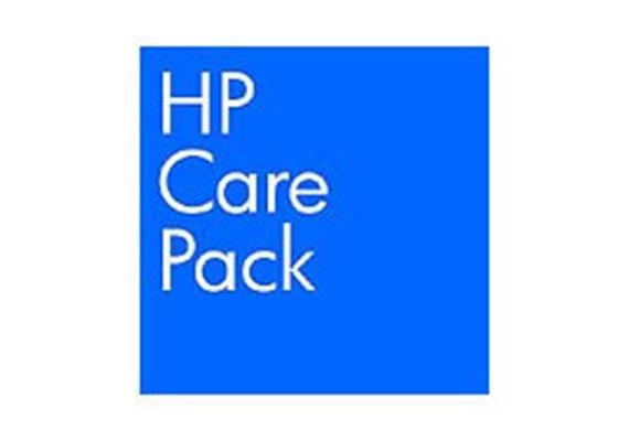 HP Garantieerweiterung 3 Jahre E-Care Pack P&R, 3y, Europe for S- and B-Series, CPU only