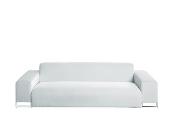 Sofa Eins - Weiss